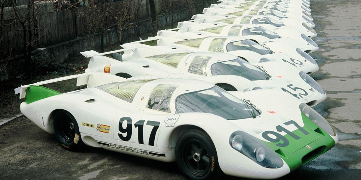 50 aniversario Porsche 917
