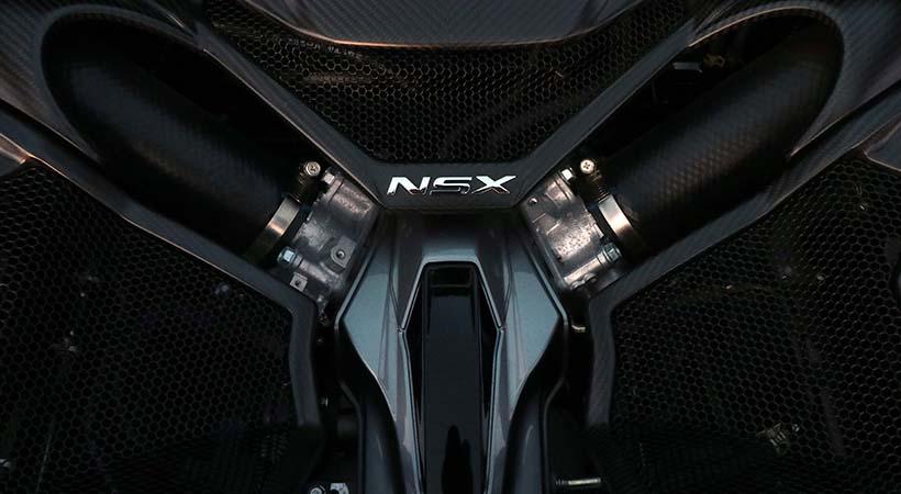 Test Drive Acura NSX 2019