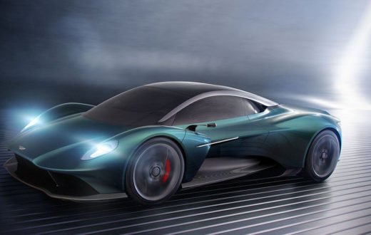 Aston Martin Vision Concept