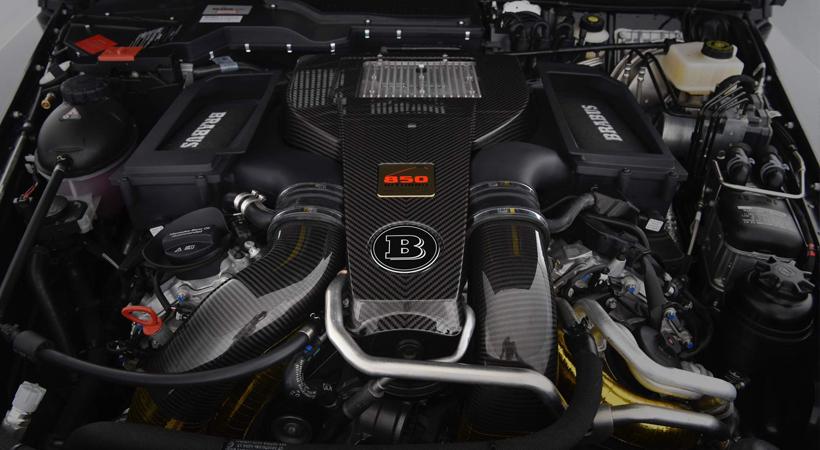 Brabus 850 6.0 Biturbo 4×4² Final Edition