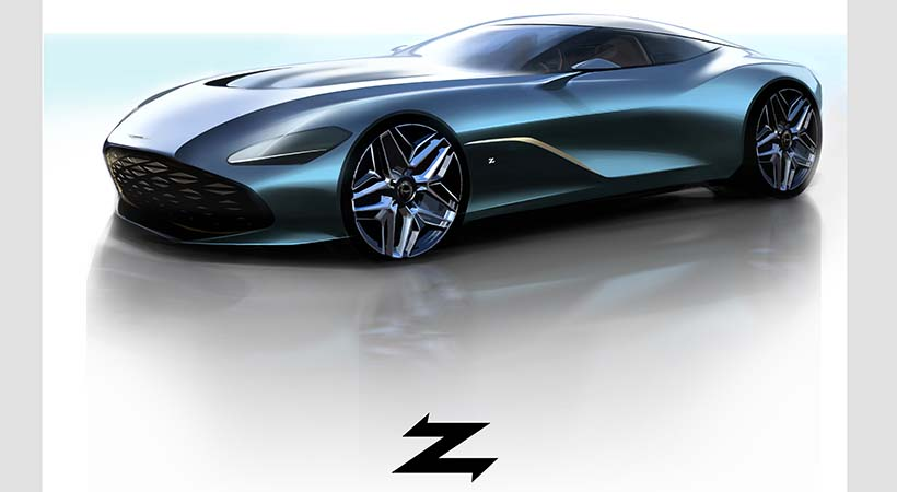 Aston Martin DBS GT Zagato regalo del centenario de .91 millones