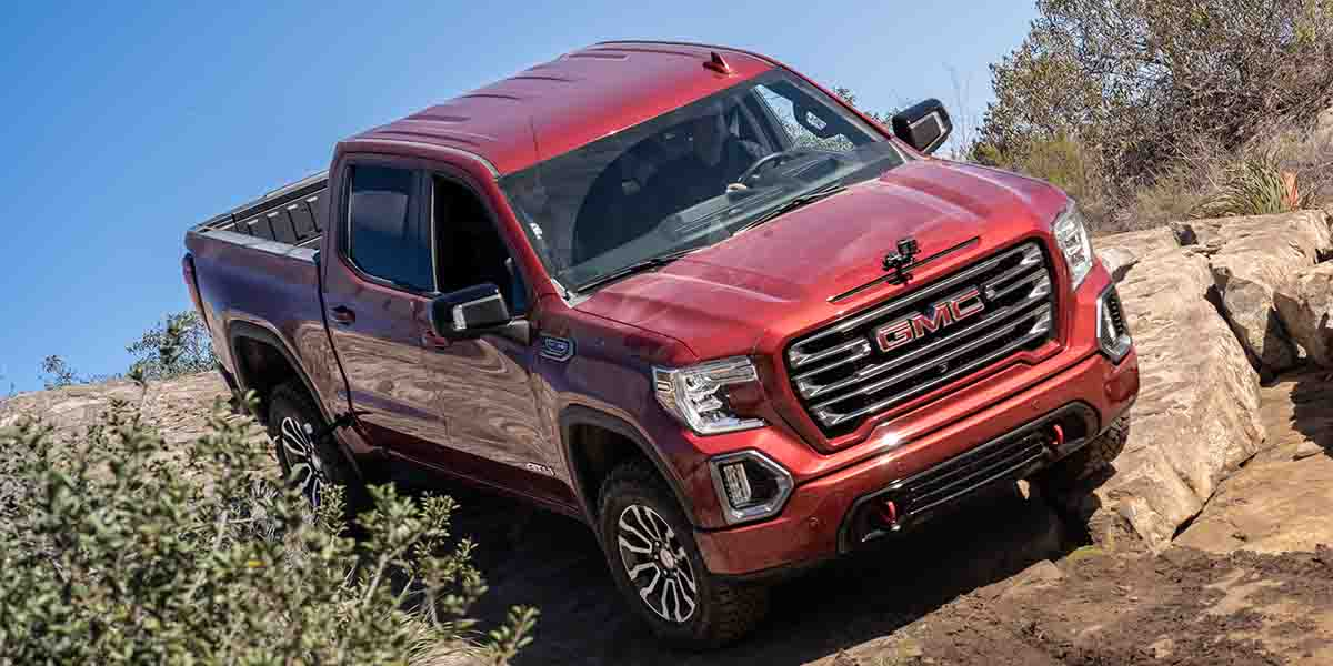 Video GMC Sierra AT4 2019