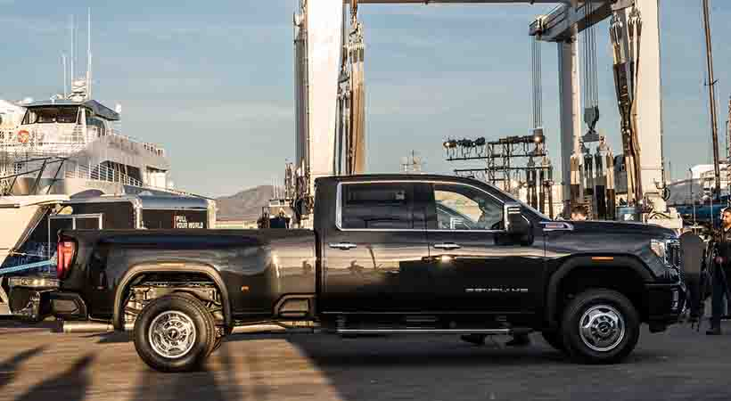 Video GMC Sierra HD 2020