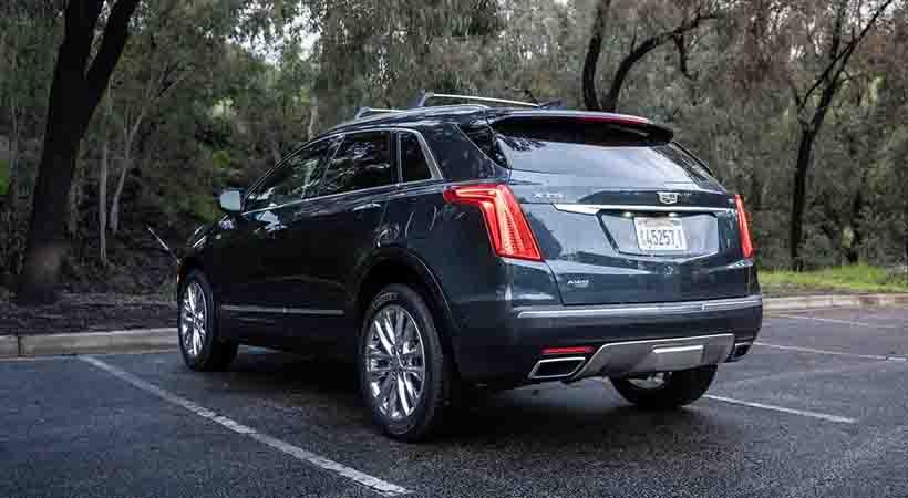 video Cadillac XT5 2019