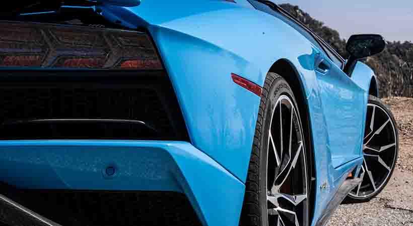 Video Lamborghini Aventador S Roadster 2018