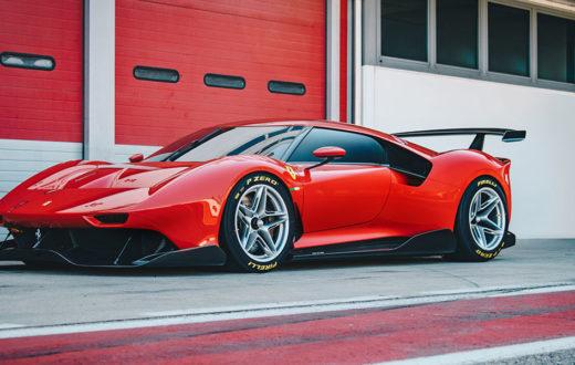 Ferrari P80/C, el one-off más extremo de la marca