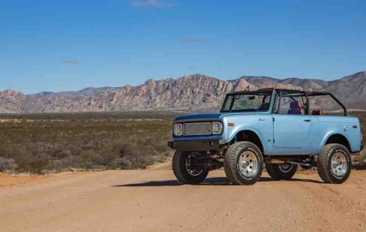 International Harvester Scout por Velocity Restorations