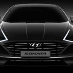 Primer vistazo Hyundai Sonata 2020