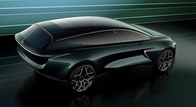 Aston Martin Lagonda All-Terrain Concept, premiere en Ginebra