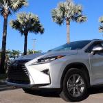 Test Drive Lexus 450h L 2019