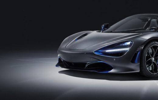 McLaren 720S Spider MSO