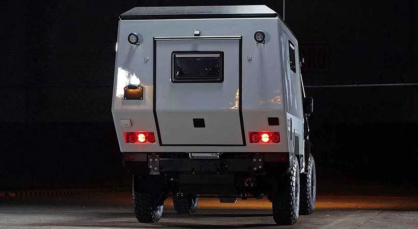 Rover Defender MDX