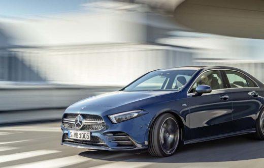 Mercedes-AMG A 35 4MATIC sedán 2020