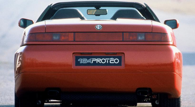 Conceptos del Auto Show Ginebra años 90