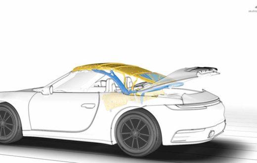 Porsche 911 Carrera Cabriolet 2020