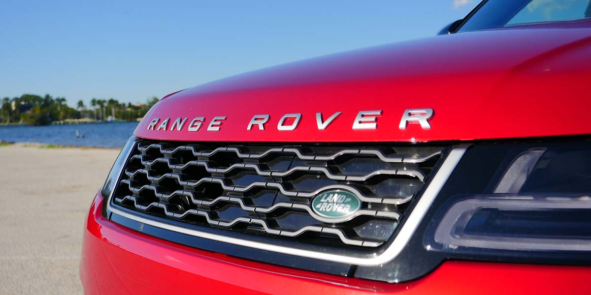 Test Drive Range Rover Sport PHEV 2019