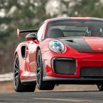 Récord Porsche 911 GT2 RS