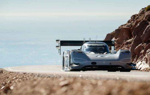 """Volkswagen I.D. R planea conquistar """"La puerta del cielo"""""""
