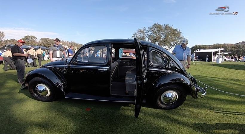 Volkswagen Rometsch Beeskow Coupe 1951