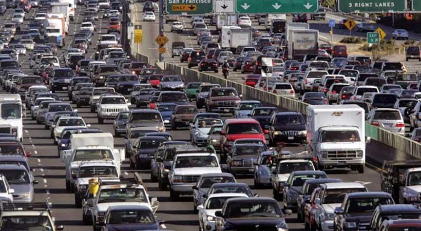Top 10 ciudades con los conductores más agresivos