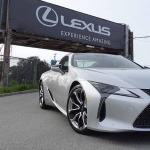 Test Drive Lexus LC500h 2019, 500 millas a bordo del deportivo híbrido