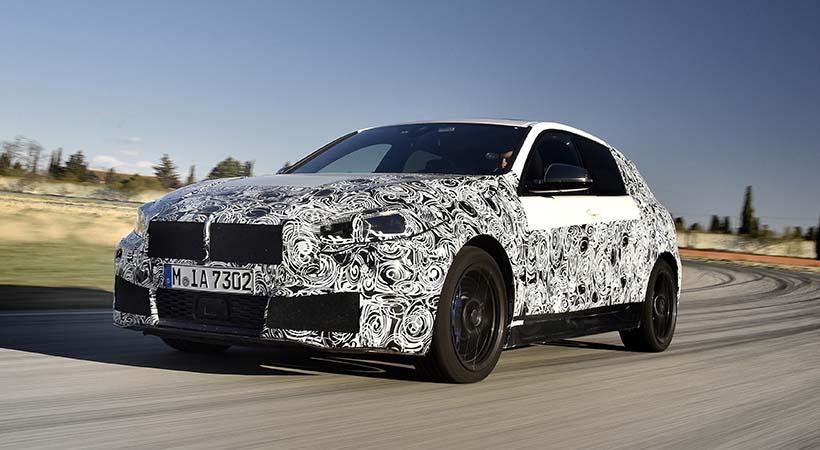 Test Drive BMW 1 Series 2020