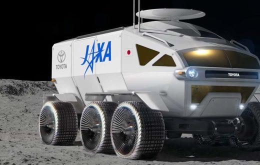 Toyota quiere conquistar el espacio