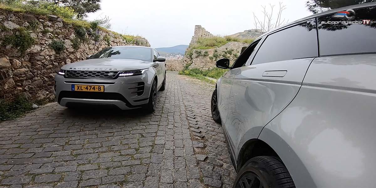 Video Range Rover Evoque 2020