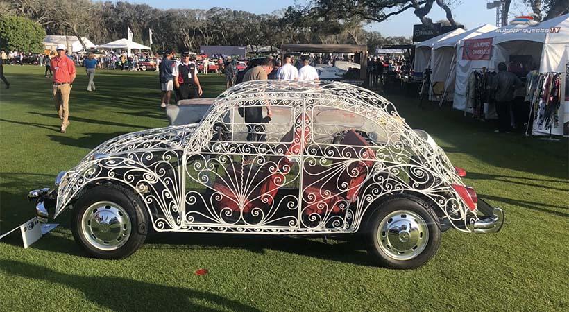 Auto de Boda Volkswagen Beetle 1969