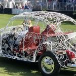 Volkswagen Beetle 1969 Auto de Boda