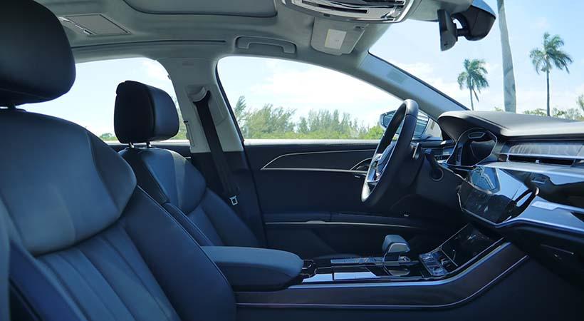 Test Drive Audi A8L 2019