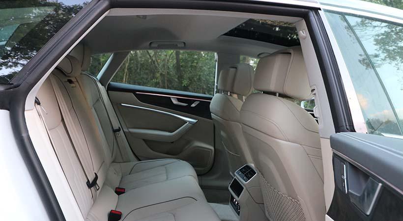 Test Drive Audi A7 2019