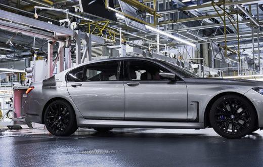BMW 7 Series 2020, arrancó la producción en Dingolfing