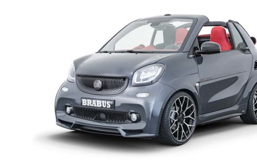 Brabus Ultimate E Shadow