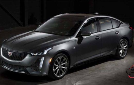 Debut Cadillac CT5