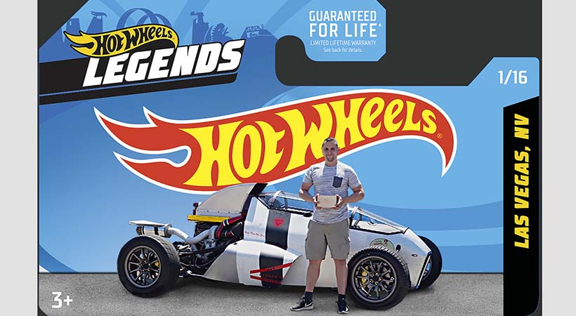 Hot Wheels Legends Tour 2019