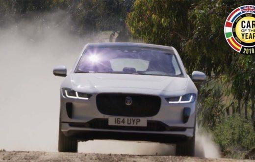 Jaguar i-Pace Auto Europeo 2019, premio eléctrico en el Auto Show Ginebra