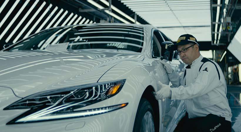 Lexus Takumi
