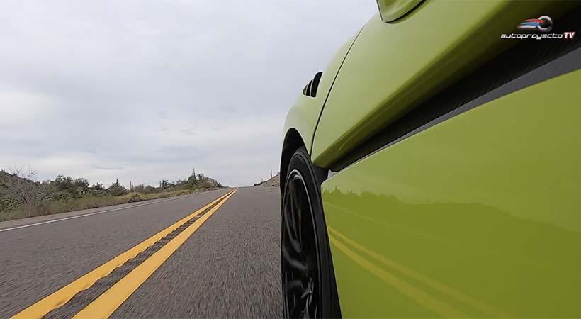 Test Drive McLaren Spiders en Arizona