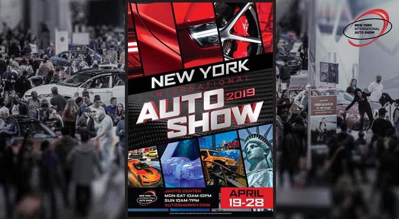 """Auto Show New York 2019; """"mucho más que un Auto Show"""""""