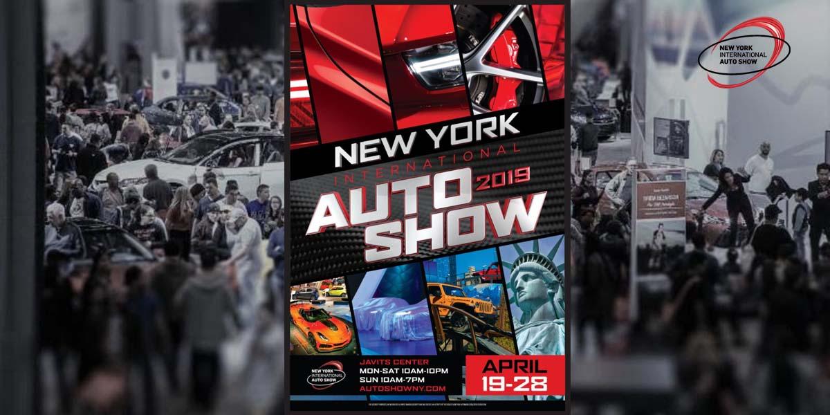 Auto Show New York 2019