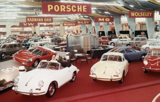 Porsche en el Auto Show Ginebra