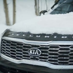 Video Kia Telluride 2020 en la carretera