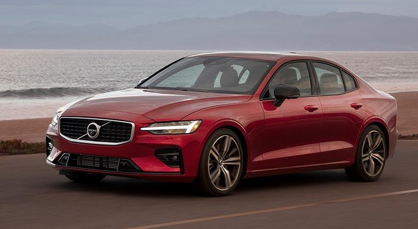112 MPH, velocidad máxima de la visión de seguridad Volvo 2020