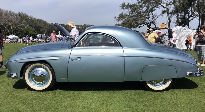 Rometsch Beeskow Coupe 1951