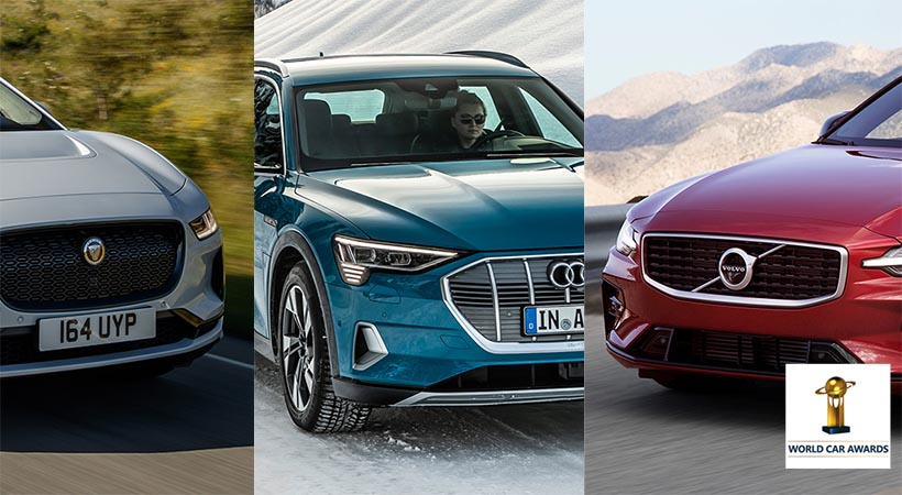 Finalistas Premios World Car 2019