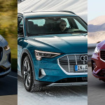Finalistas Premios World Car 2019: Audi e-tron, Jaguar i-Pace, Volvo S60