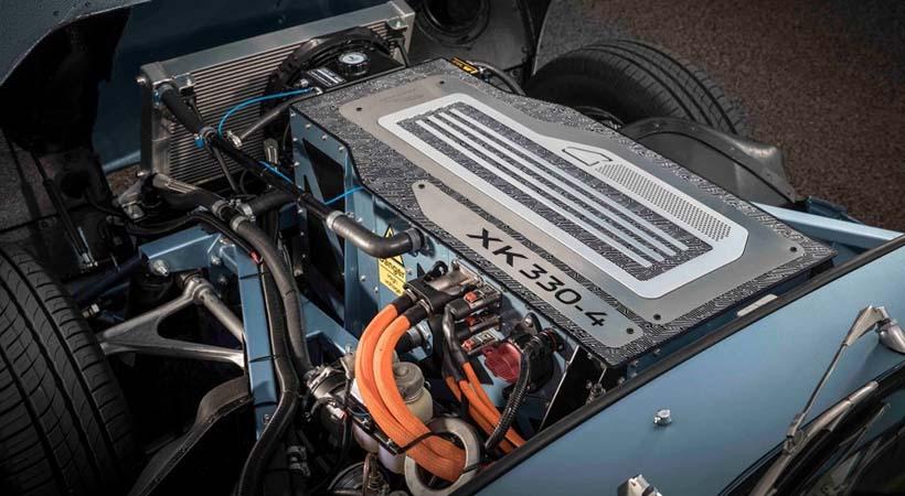 convertir tu auto clásico en un eléctrico