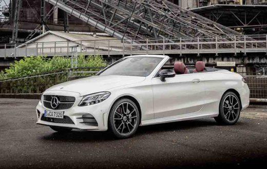 Mercedes-Benz C 300 Cabriolet 2019, elegancia premium a cielo abierto