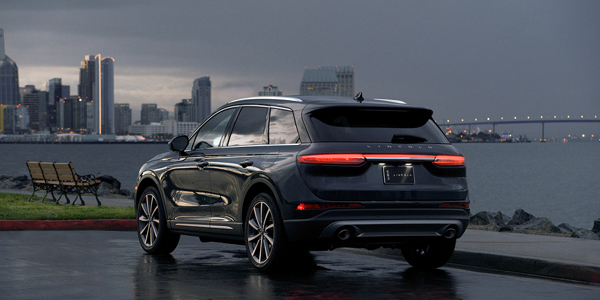 Video, Lincoln Corsair 2020, debut premium en Auto Show Nueva York 2019